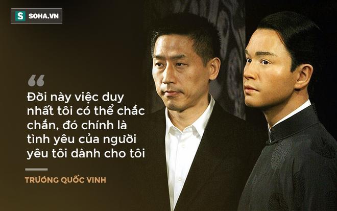 14 năm ngày mất Trương Quốc Vinh: Lại nhắc câu chuyện tình buồn nhất thế gian - Ảnh 4.
