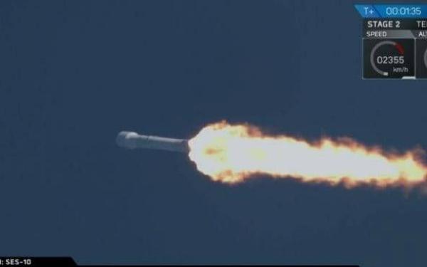 Bước ngoặt lịch sử của công nghệ vũ trụ: Phóng thành công tên lửa tái chế - Ảnh 1.