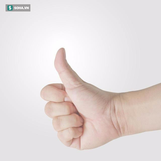 Dấu hiệu cảnh báo cơ thể có bệnh thể hiện trên 5 ngón tay: Hãy xem ngay để khám kịp thời - Ảnh 2.