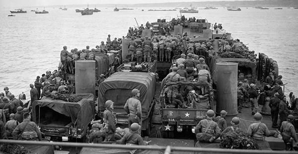 Bị trả giá đắt, lính thủy đánh bộ Mỹ sáng tạo mật mã độc: Hiệu quả không ngờ - Ảnh 1.