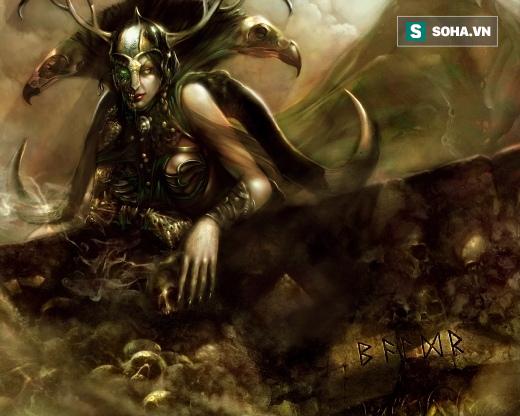 Danh tính thật của Hela - Kẻ có thể bóp nát búa thần Mjolnir của Thor - Ảnh 3.