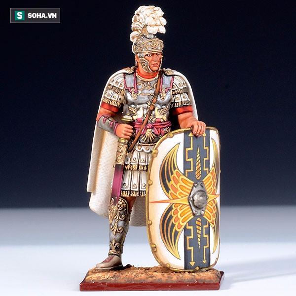 Từng là bố con, từng là kẻ thù, hai vị tướng vĩ đại nhất La Mã có chung một kết cục - Ảnh 1.