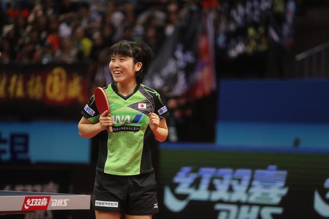 Cô gái Nhật 17 tuổi lật đổ thế thống trị của bóng bàn Trung Quốc - Ảnh 2.
