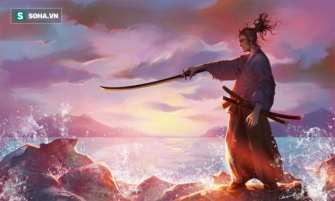 Samurai độc cô cầu bại và trận đánh hạ gục cao thủ chém chim nhạn bay, xẻ đôi lá liễu - Ảnh 1.