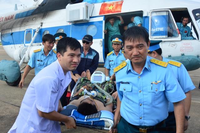 Trực thăng quân sự Trung đoàn 917 chính thức chuyển từ Tân Sơn Nhất về Cần Thơ - Ảnh 3.