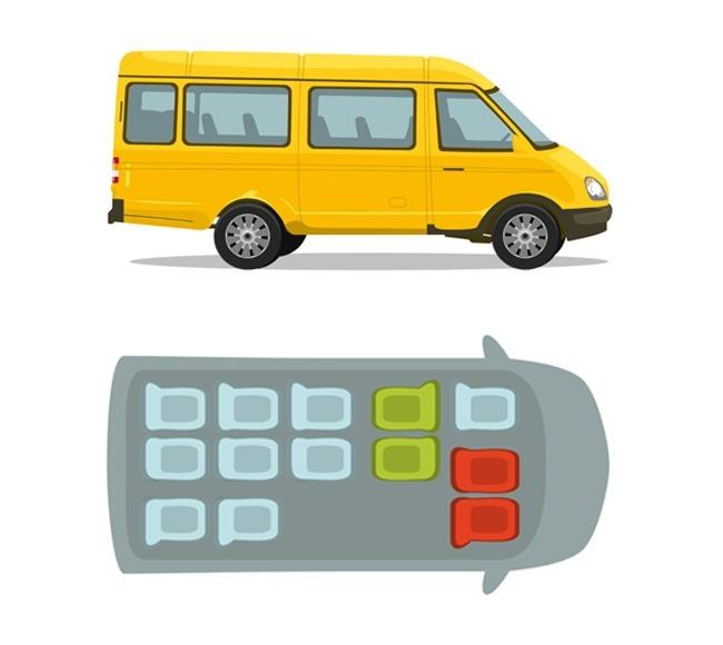 Đi ô tô, tàu hỏa, máy bay, ngồi chỗ nào là an toàn nhất? - Ảnh 2.