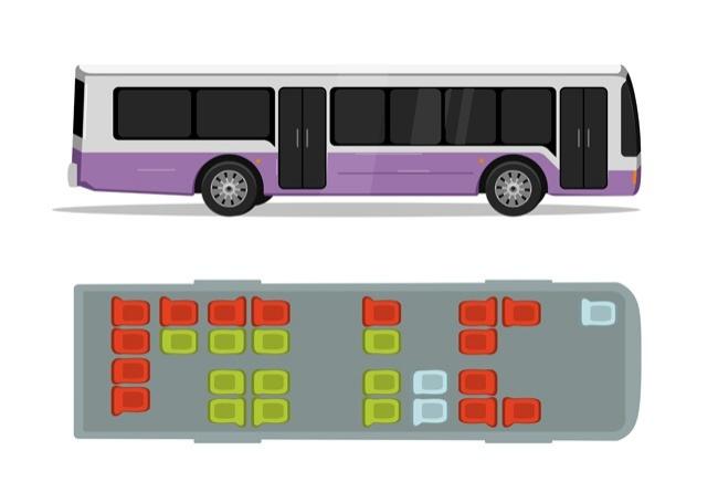 Đi ô tô, tàu hỏa, máy bay, ngồi chỗ nào là an toàn nhất? - Ảnh 3.