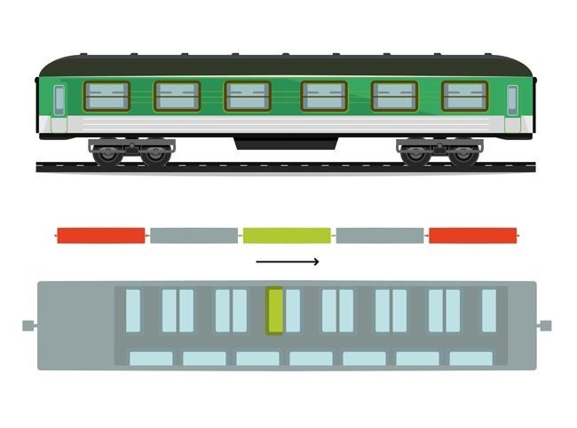 Đi ô tô, tàu hỏa, máy bay, ngồi chỗ nào là an toàn nhất? - Ảnh 4.