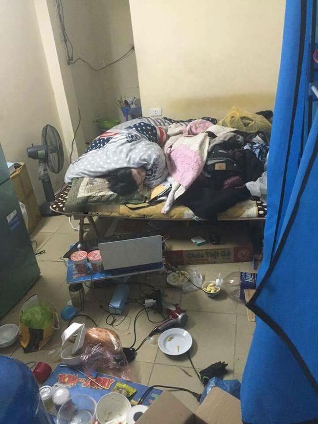 Lại thêm một căn phòng trọ như bãi rác khiến ta tự hỏi: Ở bẩn là hot trend năm nay ư? - Ảnh 2.