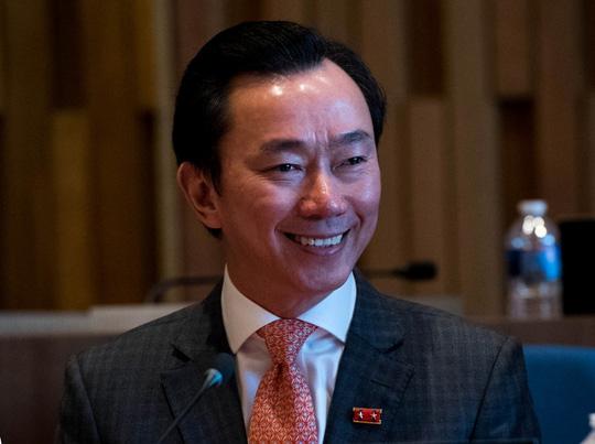 Đại sứ Phạm Sanh Châu với nỗi đau riêng của cuộc đời - Ảnh 1.