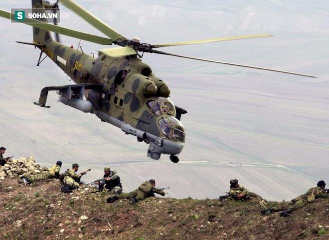Đặc nhiệm Spetsnaz và cảnh vệ Nga ở Afghanistan không bảo vệ nổi sân bay: Tổn thất lớn! - Ảnh 3.