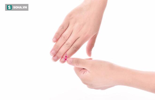 Nắm chặt tay trong 30 giây: Cách tự khám và khắc phục bệnh nội tạng tuyệt vời của Đông y - Ảnh 4.