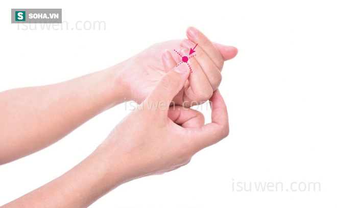 Nắm chặt tay trong 30 giây: Cách tự khám và khắc phục bệnh nội tạng tuyệt vời của Đông y - Ảnh 6.