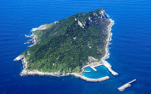 Hòn đảo kỳ lạ chỉ dành cho đàn ông tại Nhật Bản - Ảnh 2.