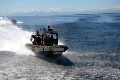 Hải quân và Đặc công Việt Nam - Những chuyến xuất quân ấn tượng - Ảnh 1.
