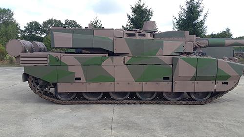 Pháp trang bị pháo 140mm trên dòng xe tăng chiến đấu chủ lực - Ảnh 2.