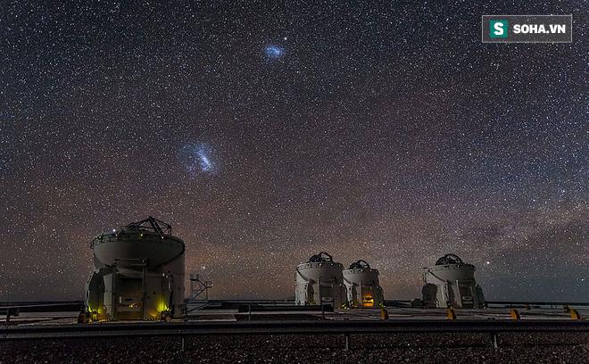 Lần đầu tiên trong lịch sử, nhà khoa học quan sát được dải từ trường nối liền 2 thiên hà - Ảnh 2.
