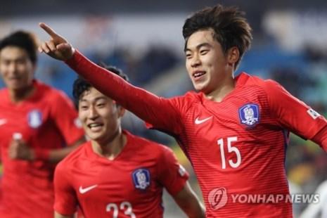 Hàn Quốc thắng Uruguay, Maradona khen Messi Hàn hết lời - Ảnh 2.