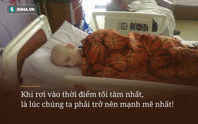 Từ ung thư đến cơ thể cường tráng: Bí quyết đơn giản của chàng trai sinh năm 1995 - Ảnh 1.