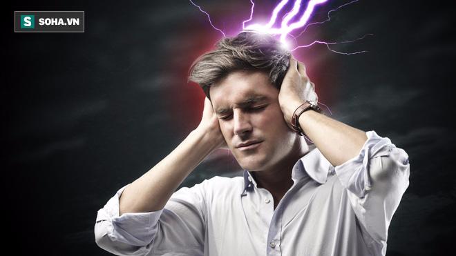 Đau đầu, chóng mặt cũng có thể là dấu hiệu đột quỵ não: Hãy xem để đề phòng! - Ảnh 1.