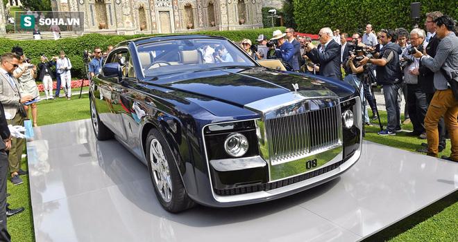 Rolls-Royce cho ra mắt mẫu xe trị giá 290 tỷ, đắt nhất mọi thời đại - Ảnh 2.