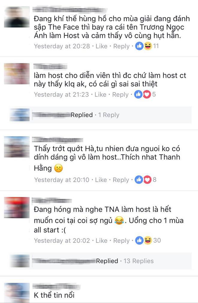Trương Ngọc Ánh làm host Vietnams Next Top Model 2017: Hình như sai sai? - Ảnh 1.