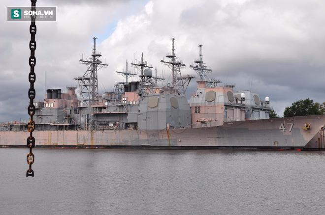 Phát hiện tuyệt chiêu của Hải quân Mỹ để có 355 tàu chiến như cam kết của TT Trump - Ảnh 1.