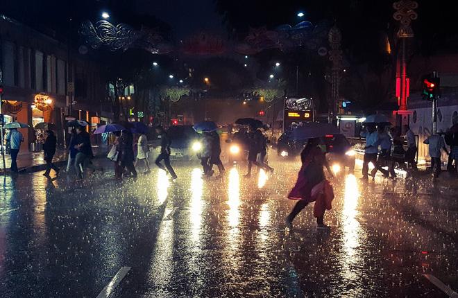 Những bức ảnh tuyệt đẹp này sẽ khiến bạn nhận ra, trong mưa, cuộc đời vẫn dịu dàng đến thế - Ảnh 1.