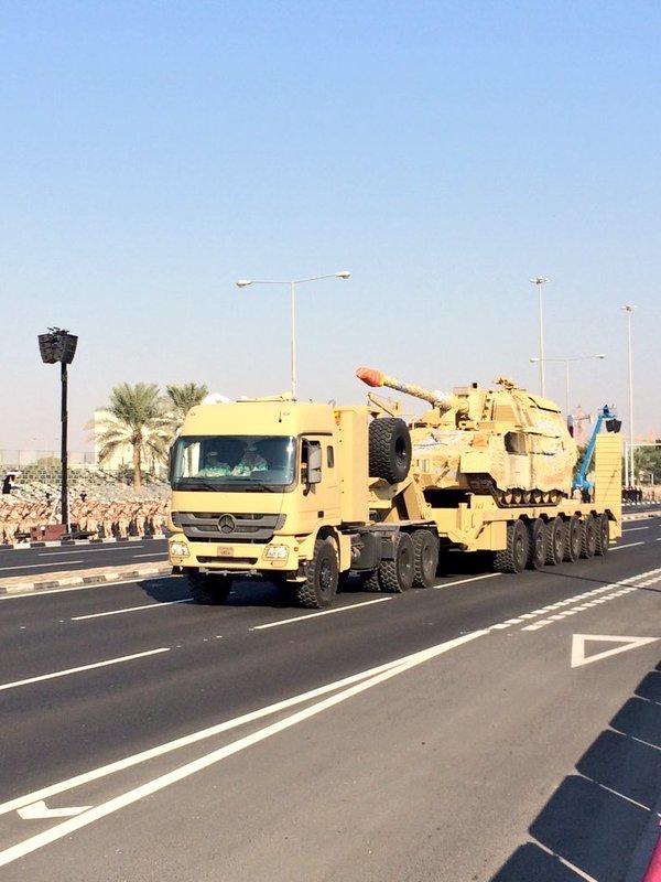 Trước khi bị đồng minh từ mặt, Qatar tăng tốc hiện đại hóa quân đội: Đừng manh động? - Ảnh 1.