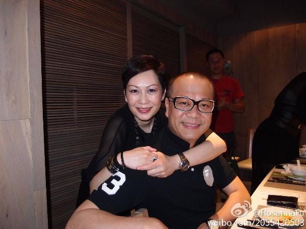 Vua hài Âu Dương Chấn Hoa và chuyện tình với cháu gái ông chủ sòng bạc lớn nhất Macau - Ảnh 3.