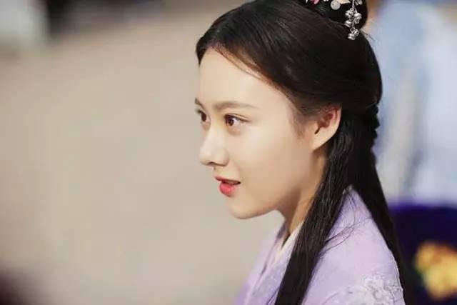 Nhan sắc xinh đẹp của ác nữ chuyên hãm hại Triệu Lệ Dĩnh trong Sở Kiều truyện - Ảnh 2.