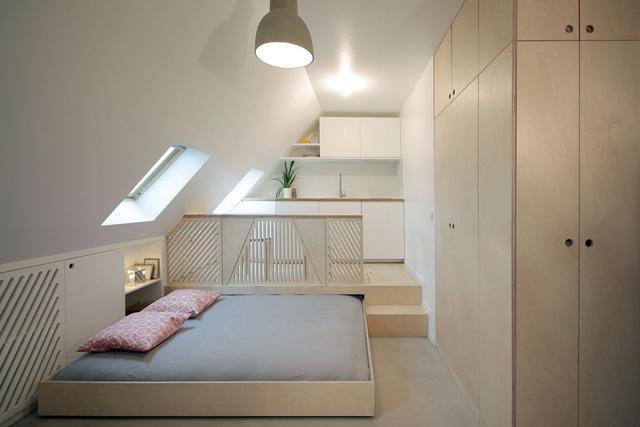 Thiết kế nội thất của căn nhà nhỏ 15m2 khiến ai cũng ao ước - Ảnh 2.