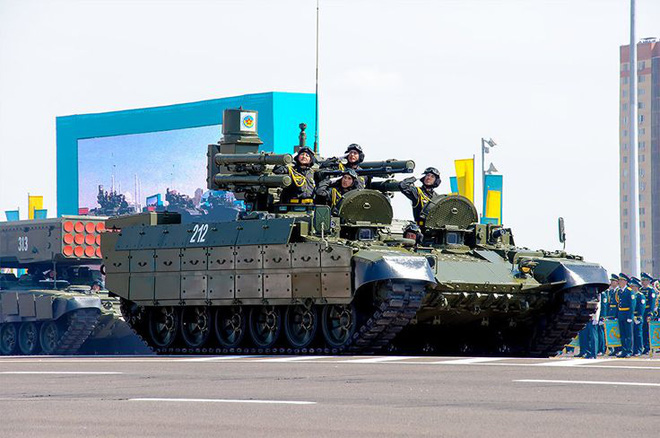Kẻ hủy diệt sắp xung trận cùng quân đội Nga - Ảnh 1.
