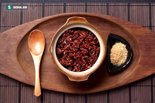 Mỗi tuần nên ăn ít nhất vài bữa gạo này, cơ thể bạn sẽ có những thay đổi đáng kinh ngạc! - Ảnh 1.