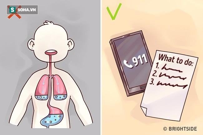 Hoại tử, suy gan vì 9 kiểu sơ cứu sai lầm rất dễ mắc phải - Ảnh 6.