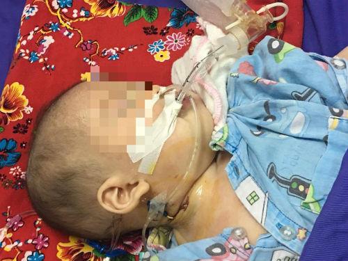 SOS: Hãy dừng ngay cho trẻ uống thuốc cam không rõ nguồn gốc - Ảnh 1.