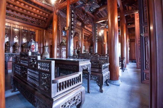 Nhà cổ 650 tỷ: Đại gia Đà Nẵng khiến dân chơi ngả mũ - Ảnh 2.