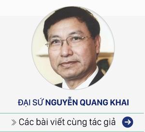 Đại sứ Nguyễn Quang Khai: Tôi đã gặp những người TQ yêu mến VN và không ủng hộ đường lưỡi bò phi pháp - Ảnh 3.