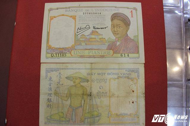 Bộ sưu tập tiền cổ giá bạc tỷ ở Hà Nội - Ảnh 2.