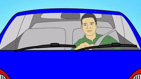 Làm gì và không nên làm gì khi xe mất phanh? - Ảnh 1.