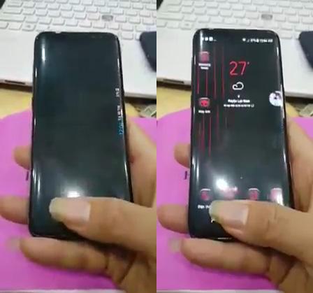 Galaxy S8 phiên bản thử nghiệm với cảm biến vân tay trong màn hình bất ngờ được chào bán tại Việt Nam, giá 8.5 triệu - Ảnh 2.