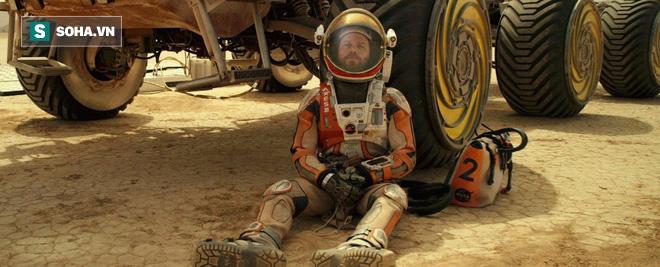 Phát hiện hóa chất lạ trên sao Hỏa: Cái kết buồn cho việc tìm sự sống ngoài hành tinh? - Ảnh 1.