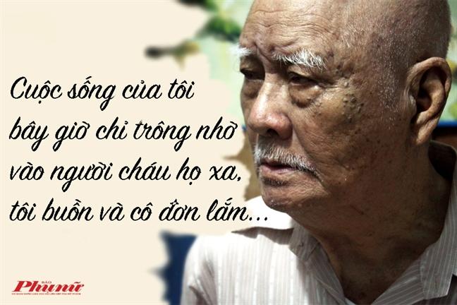 Nhạc sĩ Nguyễn Văn Tý: Con tôi nó bỏ tôi đi... - Ảnh 2.