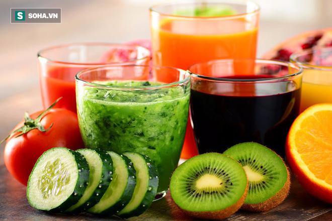 Thải độc bằng nước trái cây có an toàn và hiệu quả? Câu trả lời của TS Mỹ ai cũng nên biết - Ảnh 1.