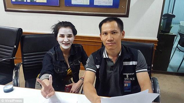 Nữ nhân viên quán bar ở Thái Lan bị bạn gái sát hại, phi tang xác - Ảnh 4.