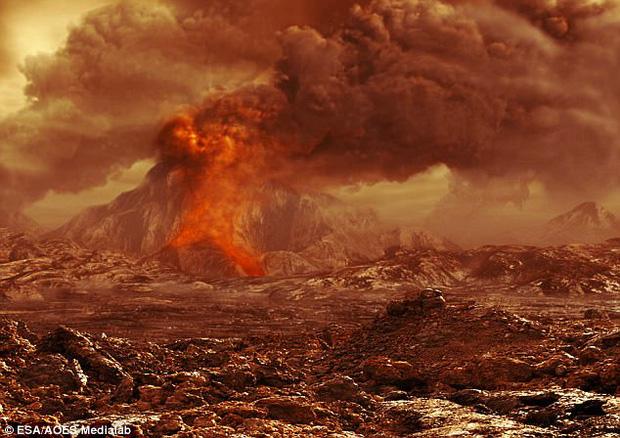 Siêu núi lửa lớn nhất châu Mỹ có nguy cơ kích hoạt vì hàng ngàn trận động đất mỗi tháng - Ảnh 2.