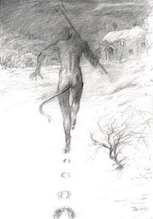 """Câu chuyện bí ẩn về những """"dấu chân ác quỷ"""" thách thức giới khoa học - Ảnh 2."""