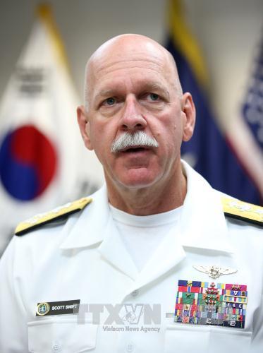 Đô đốc Mỹ sẵn sàng tấn công hạt nhân Trung Quốc theo lệnh Tổng thống Trump  - Ảnh 1.