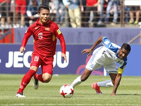 Sao U20 Việt Nam nói gì trước cuộc chạm trán các ngôi sao K-League? - Ảnh 1.