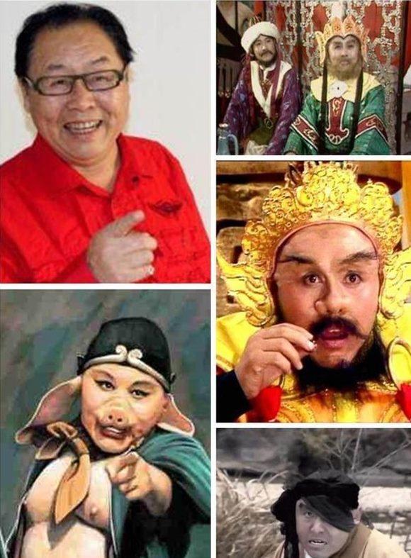 Không phải Lục Tiểu Linh Đồng, đây mới là diễn viên đóng nhiều vai nhất trong Tây du ký 1986 - Ảnh 2.
